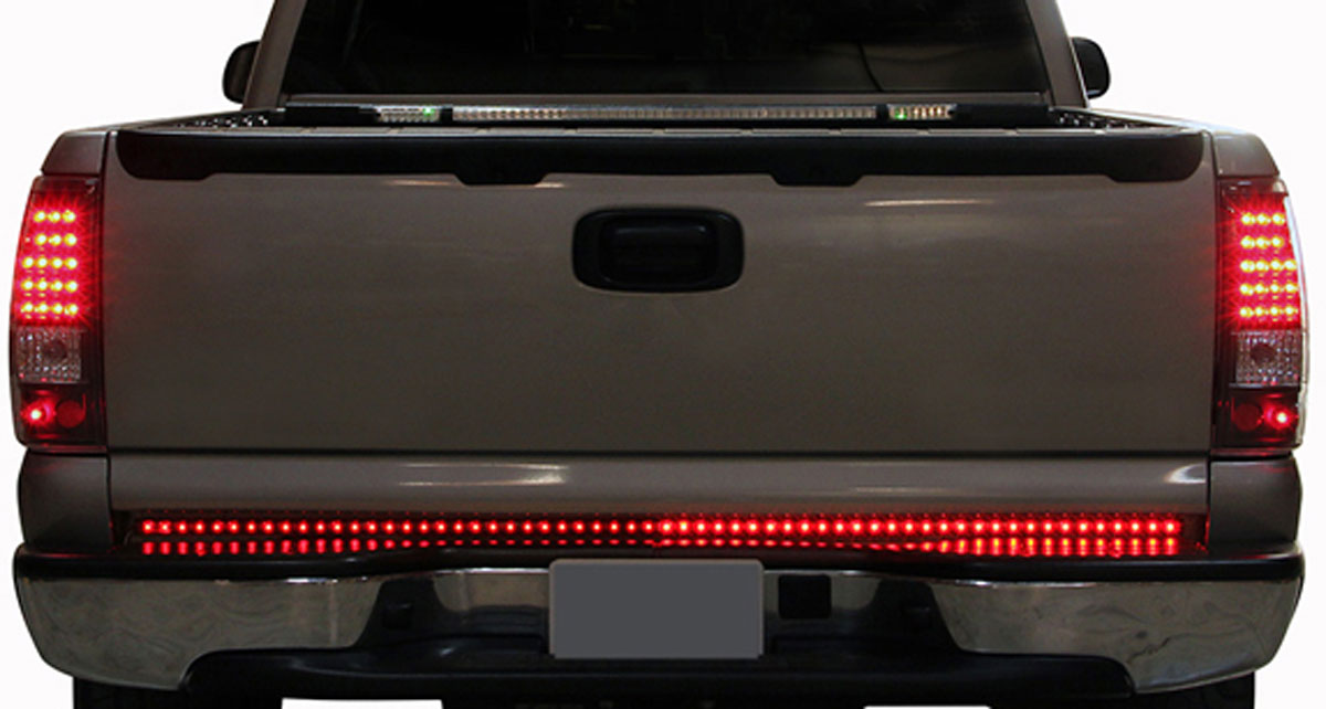 Led tailgate light bar accessories inc led tailgate light bar aloadofball Gallery